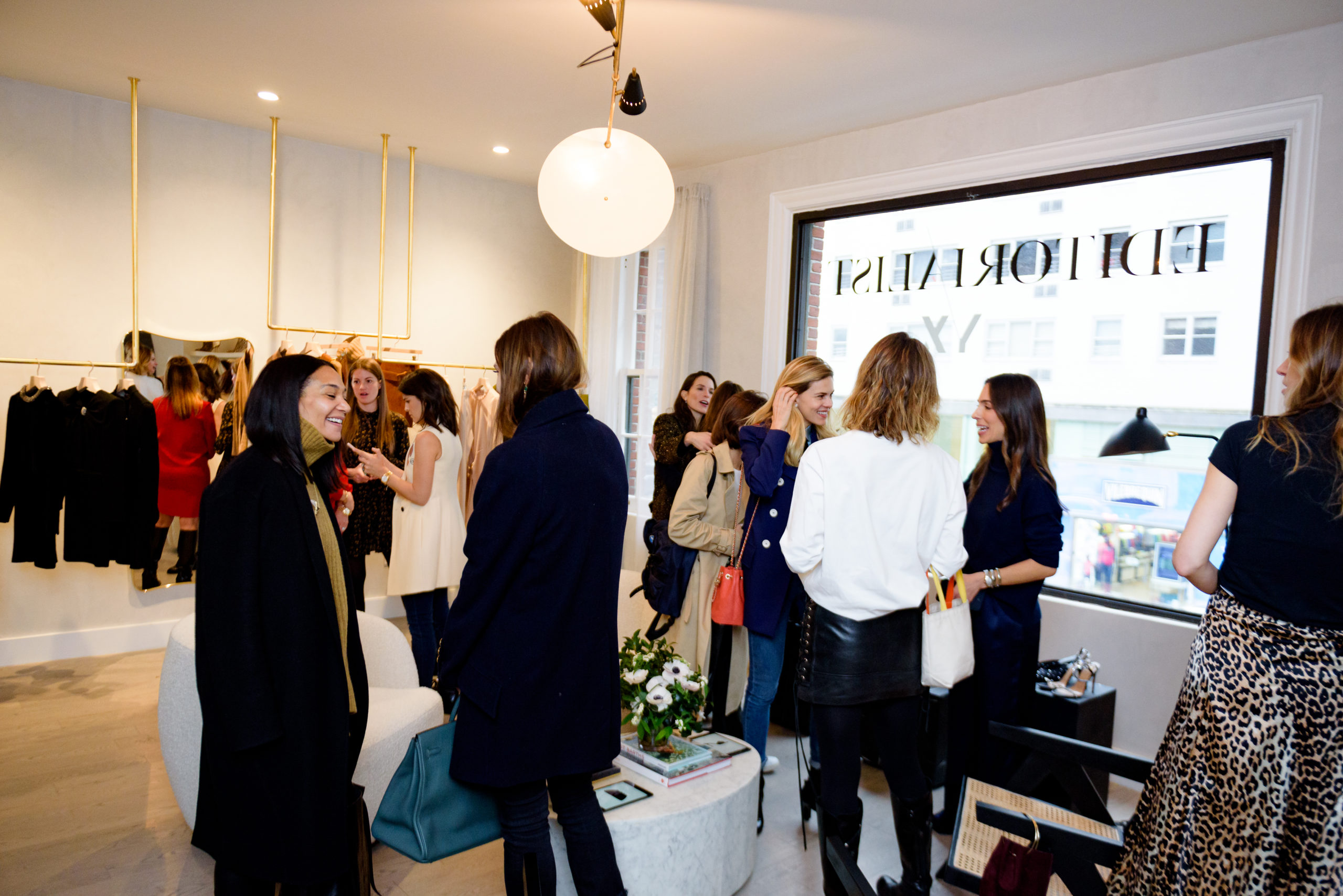 EDITORIALIST YX APARTMENT :OPENING EVENT